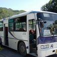 イェミ駅からハンベクまでのバス